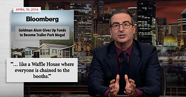 Last Week Tonight host John Oliver