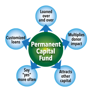 How our permanent capital is used