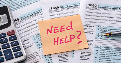 Need help with taxes?